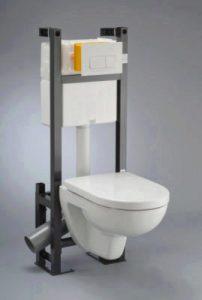 WC suspendu : est-il plus avantageux ?