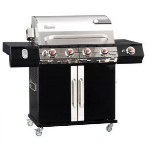 Barbecue à gaz : vous souhaitez faire une grande grillade et cuire une grande quantité de viande ?