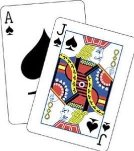 Blackjack France