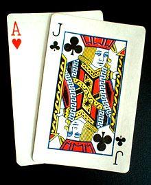 Blackjack : déroulement du jeu