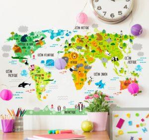 Sticker enfant : est-ce facile de trouver le bon modèle pour la chambre de votre enfant ?